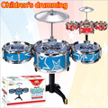 Music toy Sound Suit Toy Musical Instrument Drums Set kit Children Simulation Drum Kit Toys Educational Classic Toys