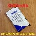 3000 мАч LIS1529ERPC Батарея Мобильного Телефона для Sony Xperia Z1 mini Compact M51w D5503 Z1 Z1mini