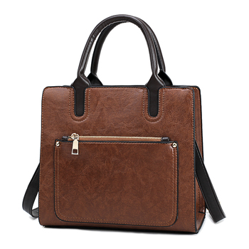 2018 Wome Business Briefcase Leather Handbag Work Shoulder Messenger Bags Top Quality Laptop Bag Crossbody Bag for Women Flap tote bags for work