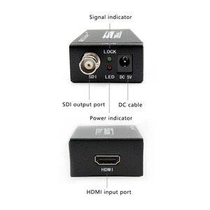 Image 5 - Wiistar HDMI إلى SDI محول الفيديو BNC SDI/HD SDI/3G SDI داعم محول 1080P للكاميرا المسرح المنزلي