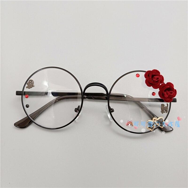 Lolita Harajuku Kawaii Glasses 4