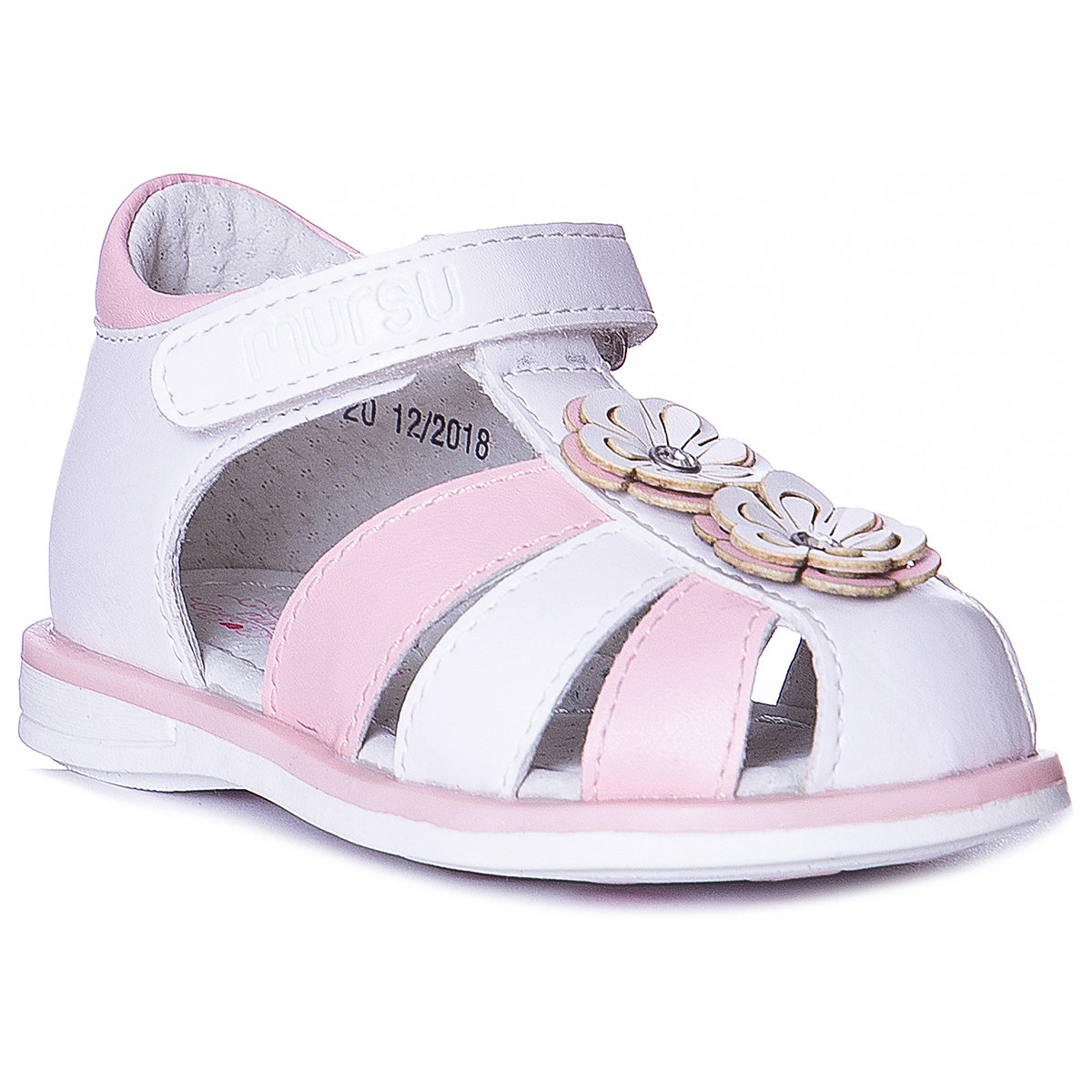 Фото - MURSU Sandals 10612070 children\'s shoes comfortable and light girls and boys MTpromo fashion sequins and fringe design women s wedge shoes