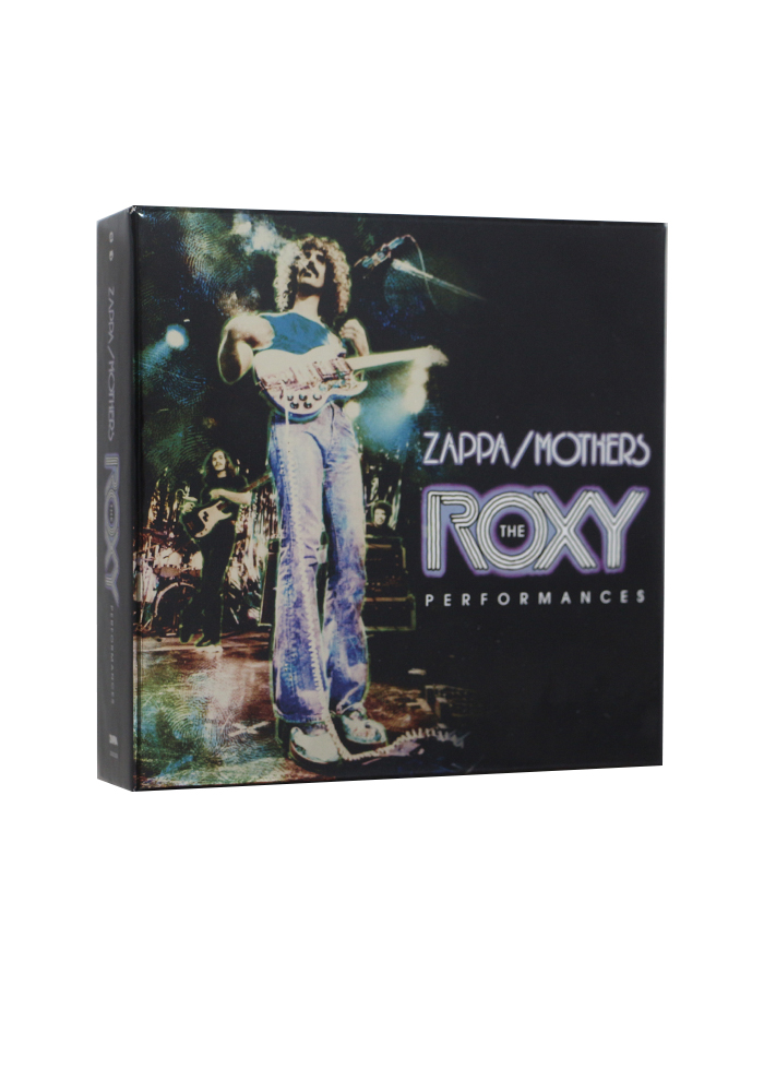 The Roxy Performances Box set 7CD Music CD BoxSet Collection Free Shipping roxy music roxy music the complete studio albums 8 lp box