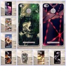 Phone Case For Xiaomi Redmi 3s Redmi 3 Pro Case Silicone Phone Back Cover for Xiaomi Redmi 3 Pro Case Redmi 3S 3 S Pro Case 5.0″