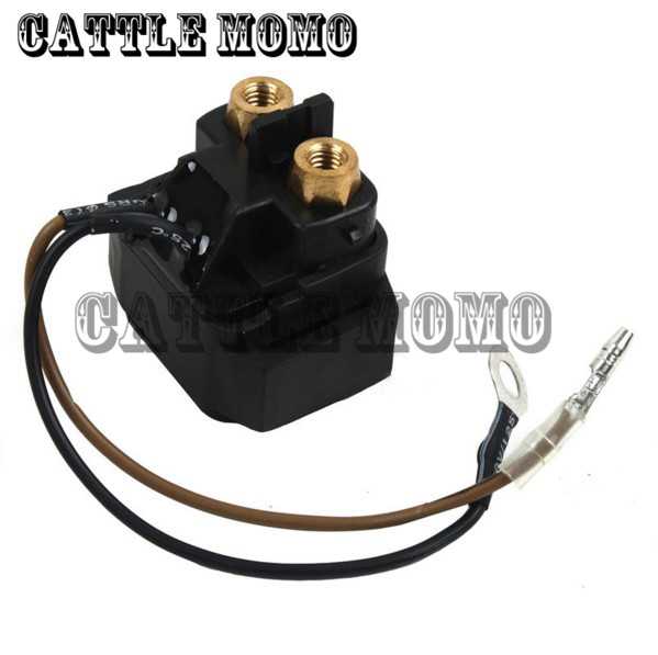 US $13 15 6% OFF|New Motorcycle Starter Solenoid Relay for YAMAHA SJ700  SUPERJET 2003 2004 2005 2006 2007 2008 2009 JET SKI 2002 2003 2004 2005-in