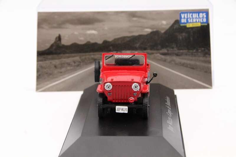 をixo altayaのため 1:43 ジープウィリスコーポデbombeiros自動ダイキャストモデルおもちゃ車コレクションミニチュア赤