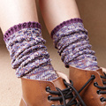 BIZHU 2016 harajuku Moda Floral de las mujeres calcetines de Algodón Mezclas Grueso Spandex Nylon Nueva Patchwork Color Natural
