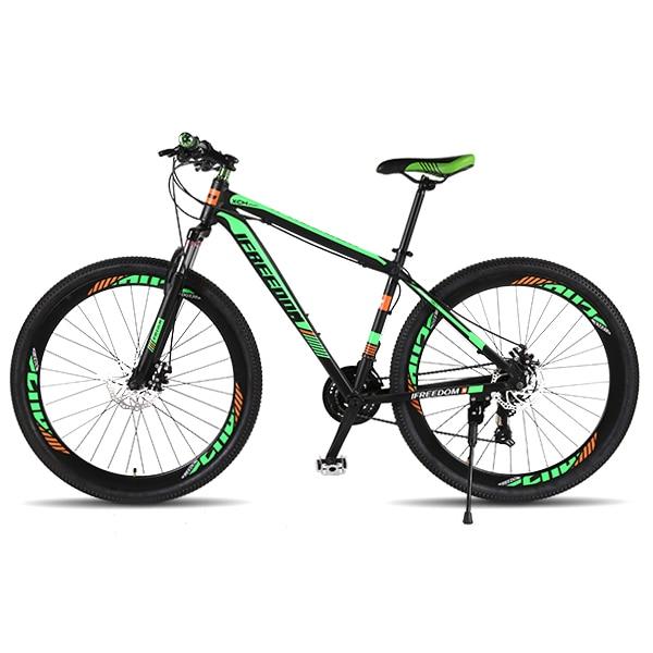 24 speed green