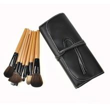 15 Stücke Hohe Qualität Griff Premium-Make-Up Pinsel Lidschatten Eyeliner Lippenpinsel-werkzeug Handtasche