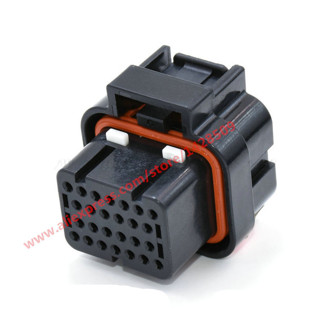 26 Pin AMP Tyco 1.0mm Series ECU Automotive Connector 3-1437290-8 3-1437290-7 Electrical Connector Fits Suzuki