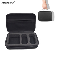 XBERSTAR EVA Hard Carrying Case Bag For SNES Classic Mini SFC Hard Travel Case For SNES
