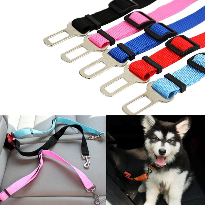 Haustier Auto Sicherheitsgurt Nylon Haustiere Hund Katze Sitz - Haustier-Produkte - Foto 3