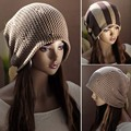 Double Sided Available Hats for Women Men Autumn Winter Knitted Beanie Fashion Design Gorros Touca
