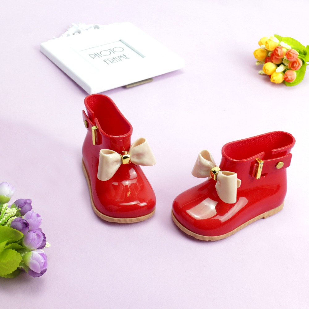 Mini Melissa Shoes for Girls Fashion Jelly Shoes Princess Baby Female Children Gladiator Boots Toddler Kids Summer Sandals 2018