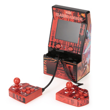 Upgraded Mini Classic Arcade Game Cabinet Machine Double Joystick Retro Handheld Player Unisex Children Gifts