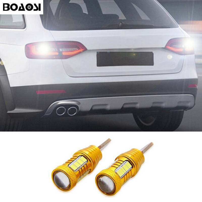 boaosi 2x canbus t15 led reverse lights w16w 32smd car led. Black Bedroom Furniture Sets. Home Design Ideas