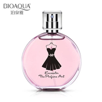 BIOAQUA 30Ml Or 50Ml Liquid Female Perfumes Natural Plants Extracts Fragrance Spray Scent Parfum For Women
