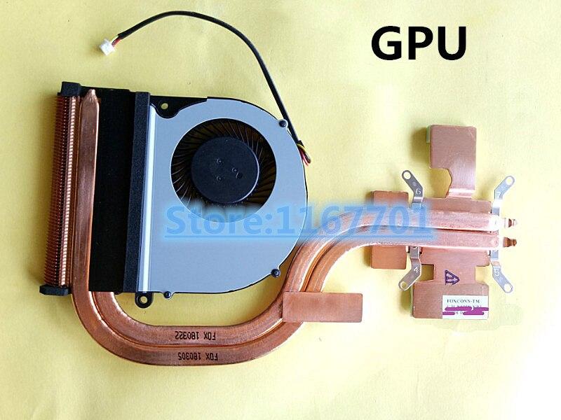 NEW COOLING FAN FOR CLEVO P950HR CPU GPU 6 31 P9502 HB0