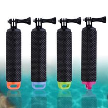 for gopro Sports Camera Floating Handle Grip Self Selfie Stick Handheld Monopod Dive Since for Gopro Hero 4 3+ 3 2 sj4000 Camera