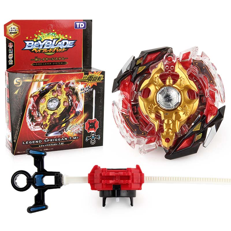 Beyblade Burst Toys Arena Sale Beyblades Toupie Beyblade Metal Fusion Avec Lanceur God Spinning Top Bey Blade Blades Toy b86