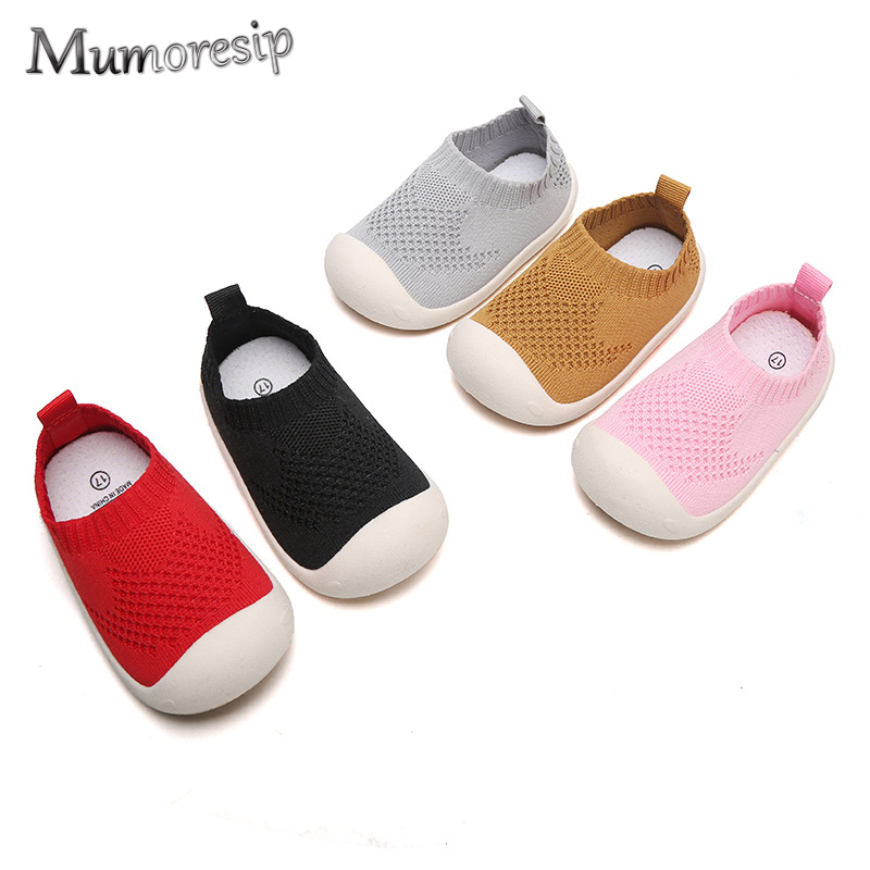 Mumoresip 2019 Hot Spring Summer Kids Shoes For Toddlers Boys Girls Soft Breathable Fabric Candy Color Children Casual Sneakers