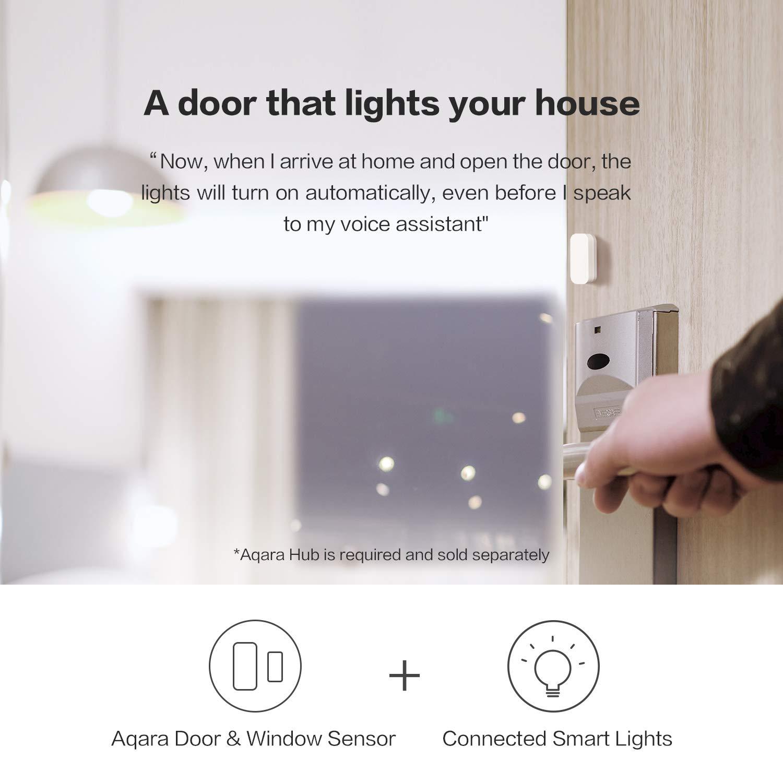Aqara Door and Window Sensor Original mijia Sensor Smart Home Kit Zigbee Function Work for Home APP Control