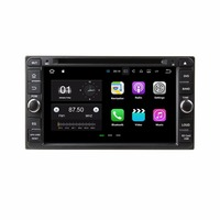 Android 7 1 Quad Core Universal Car DVD Player For Toyota RAV4 Corolla Terios Fortuner Prado