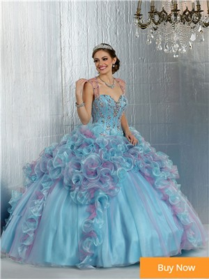 Blue-princess-quinceanera-dresses-vestido-de-15-anos-vestidos-debutante-Organza-Flower-Party-Dress-Fashion