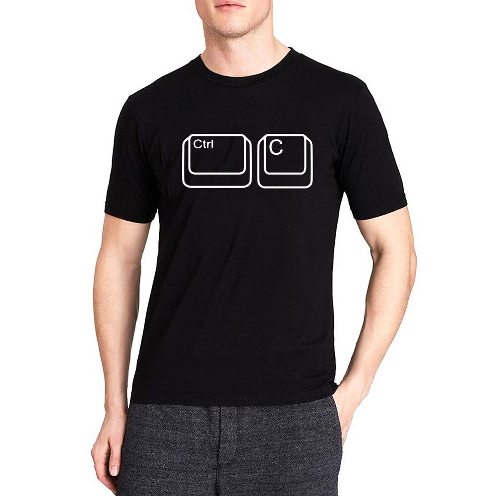 Ctrl C Ctrl V Family Matching T Shirt Man Son Daughter Dad T Shirt Tops Kids