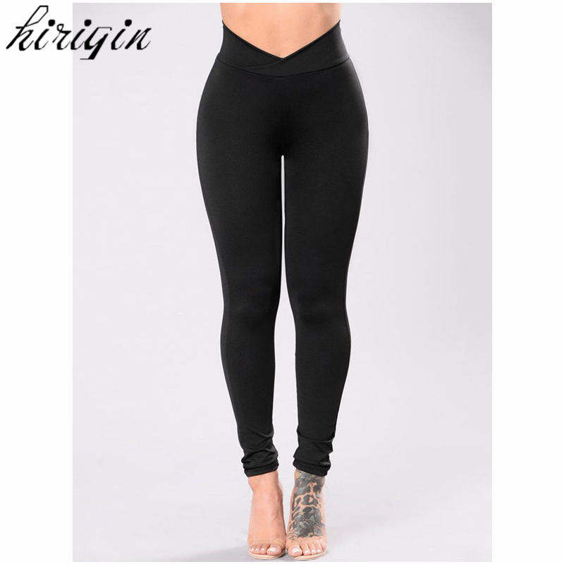 High Elastic Legging Slim Quick Dry Sport Yoga Pants Gym Fitness Workout Running Tights Compression Trousers