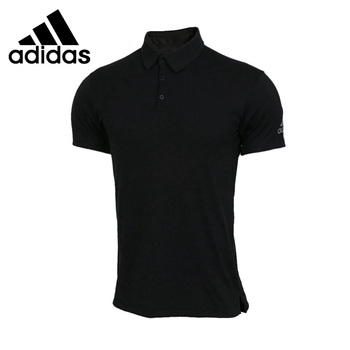 Original New Arrival  Adidas CLMCH M POLO SL Men's POLO  short sleeve Sportswear