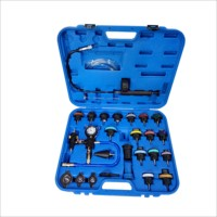 New 27Pc Master Cooling Radiator Pressure Tester With Vacuum Purge Refill Kit