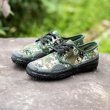 Canvas shoes Men casual shoes Camouflage Lace up Rubber size 35-46 Boys shoes women Flat with zapatillas hombre