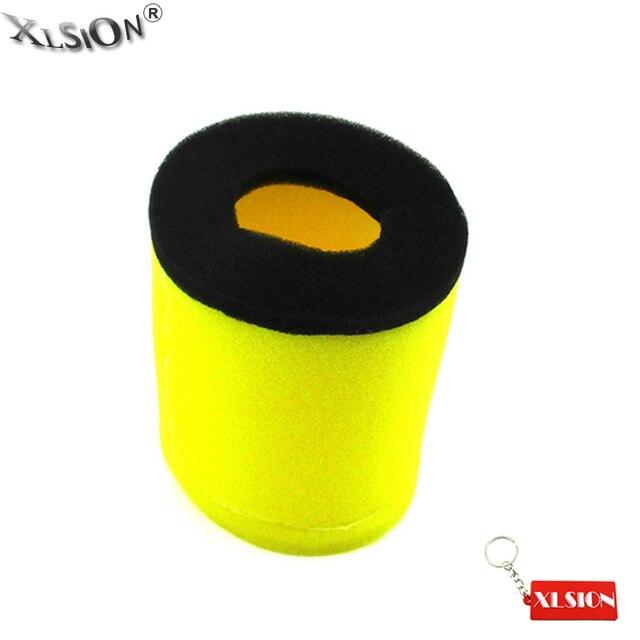 XLSION Foam Air Filter For Suzuki 1987 2001 Quadrunner 250 2x4 & 4x4