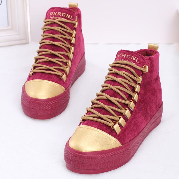 girl red bottom sneakers outlet store