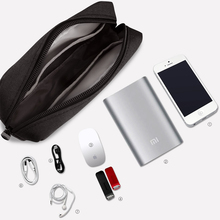 Fashion Mobile phone Portable Storage Bag Accessories Gadget Devices Organizer USB Cable Charger Tote Case Travel Storagepackage