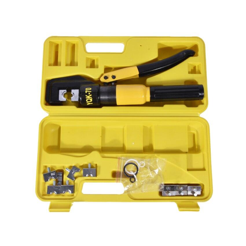 1PC 6-70mm Hydraulic Crimping Tool YQK-70