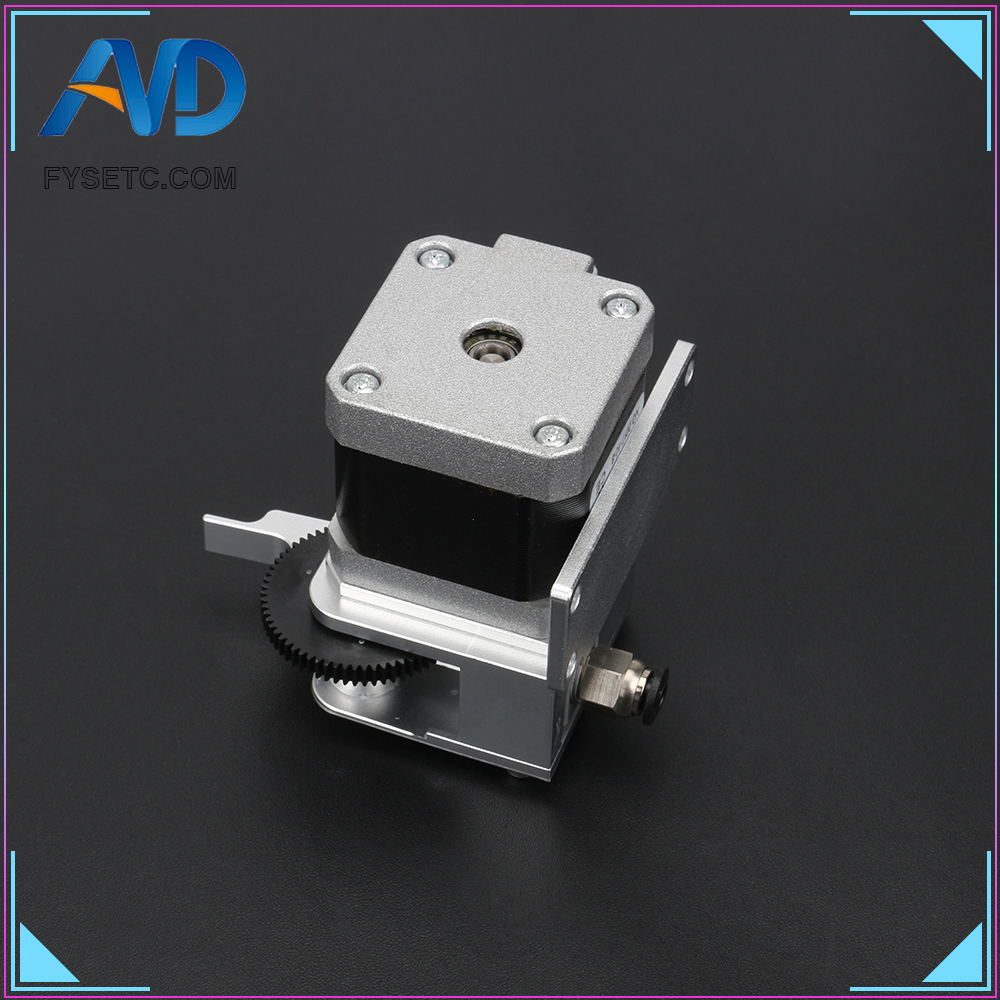 Image 4 - All Metal Titan Aero Extruder 1.75mm For Prusa i3 MK2 3D Printer For Both Direct Drive And Bowden Mounting Bracket3D Printer Parts & Accessories   -