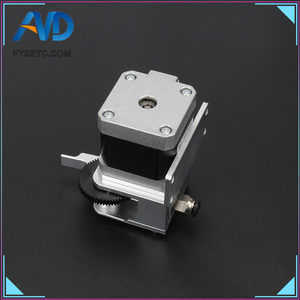 Image 4 - All Metal Titan Aero Extruder 1.75mm For Prusa i3 MK2 3D Printer For Both Direct Drive And Bowden Mounting Bracket
