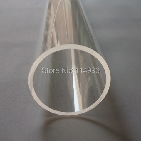 (200/190) OD200x5x1000mm Acrylic Clear Tubes Building Decoration Plexiglass Transparent Pipes Can Custom Any Diameter Thickness 5pc lot new clear stamps acrylic block for transparent stamp acrylic pad diy scrapbooking decoration tools acrylic holder