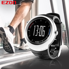 EZON Bluetooth 4.0 Sports Smartwatch Call Reminder Pedometer Steps Counter Calories Men's Smart Watch for IOS and Android S2A02 стоимость