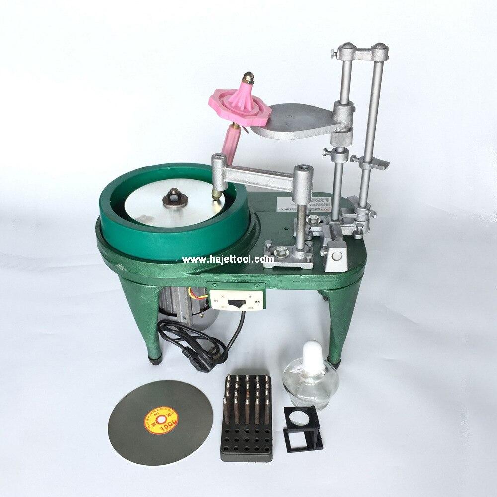 Hot Sale Gemstone Faceting Polishing Machine Lapidary Machine Gemstone Faceting Gemstone Faceting Machine plastic