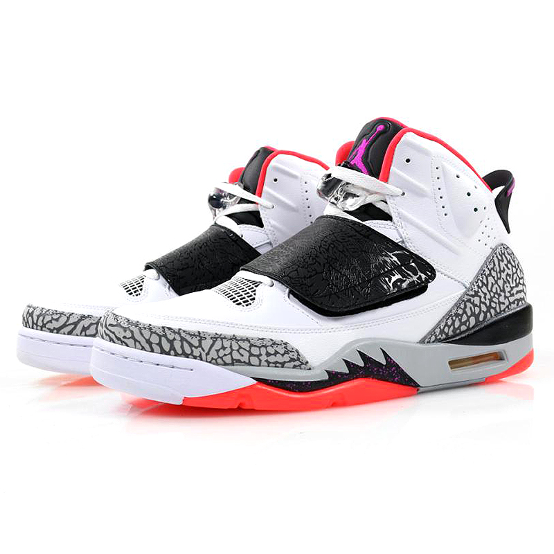 detailed look 4d14f e2485 Nike Air Jordan Son of Mars Mars Son Hot Rock Men s Basketball Shoes,Sports  Shoes,Original Outdoor Shoes 512245-in Basketball Shoes from Sports ...