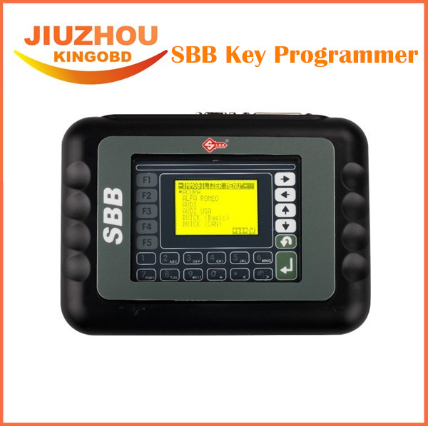 key programing machine