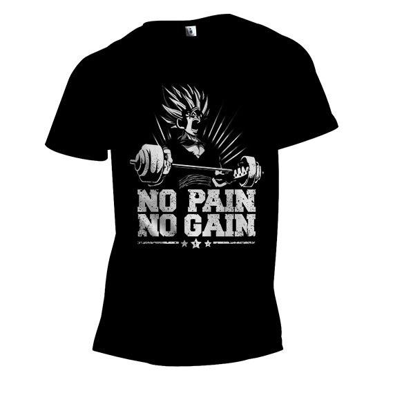 Dragon Ball Z 100% Cotton Man T-shirt Fitness 2017 New Design Best Quality Us Size Man/women Dbz t Shirt Tee