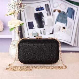 0ac119f994fa ... TOPHIGH 2018 горячая распродажа новые женские кожаные сумочки клатч  шикарные доллар цена вечерние сумки день сцепления ...