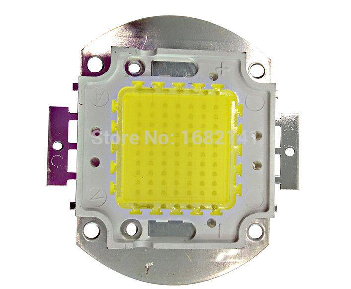 80W 31v - 36v Warm White Smd Led Bead Ball Chip for High Power LED 80w / 3000 - 3500K /5600 - 6800LM / 2400 - 2800MA