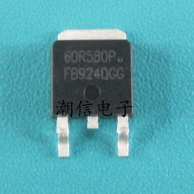 1pcs/lot 60R580P 60R580 TO-252 In Stock