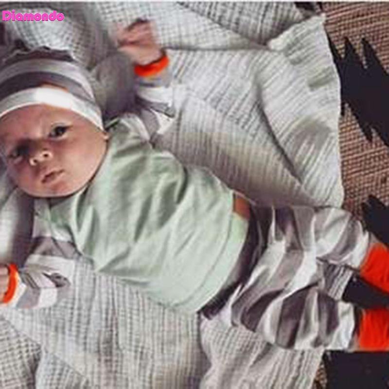 3 шт./компл. Демисезонный Одежда для новорожденных Детский комплект Обувь для мальчиков Обувь для девочек футболка с длинными рукавами в пол...