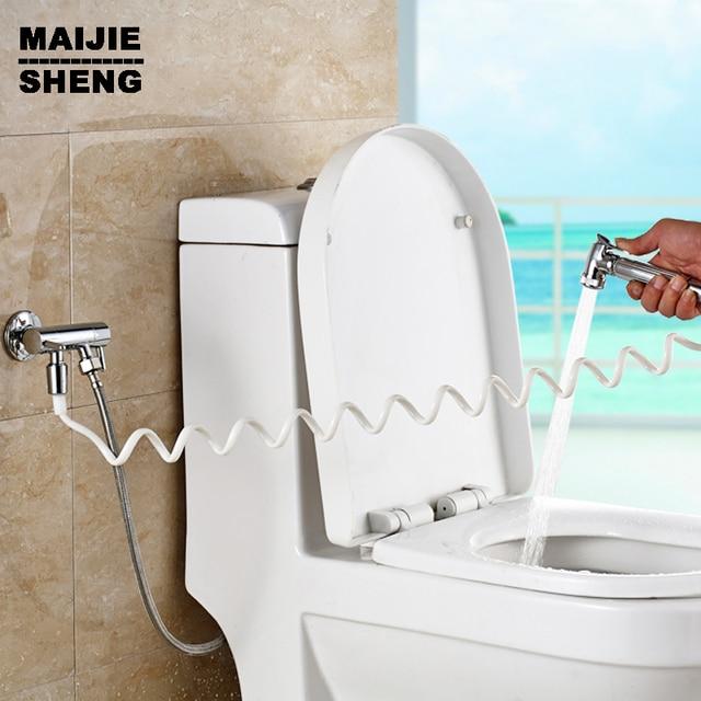 Badkamer flexibele douche slang 1.5 meter lengte handdouche slang ...